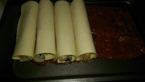 Step 2 - Cannelloni