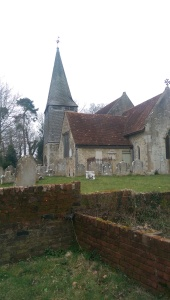 Nursling Church